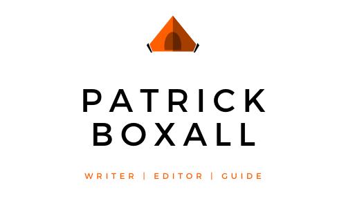 Patrick Boxall | Writer